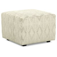 MARQ Living Room Porter 21in. Cube Ottoman Product Image