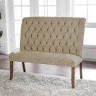 Sania Iii Love Seat Bench Product Image