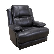 Power Rocker Recliner w/Power Headrest & Double Storage Arms