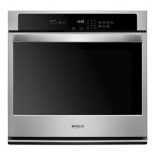 5.0 cu. ft. Single Wall Oven with the FIT system