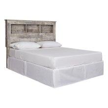 Rusthaven - Brown 4 Piece Bed Set (Queen)