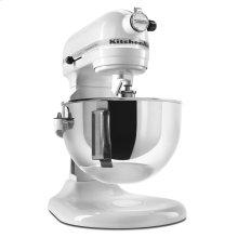 Professional 5 Plus Series 5 Quart Bowl-Lift Stand Mixer White