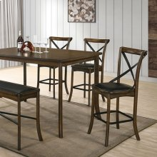 Buhl I Counter Ht. Table
