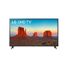 UK6090PUA 4K HDR Smart LED UHD TV - 50'' Class (49.5'' Diag)