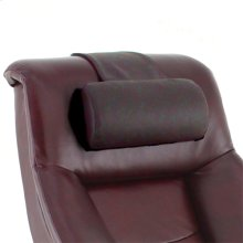 Mandal Cervical Pillow in Merlot Top Grain Leather