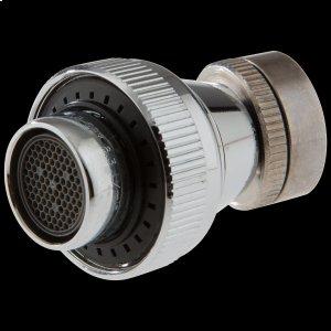 Chrome Aerator - Round Spray - 2.2 GPM Product Image