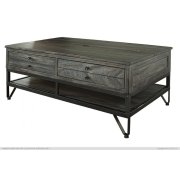 Cocktail Table w/2 Drawer & Storage Product Image
