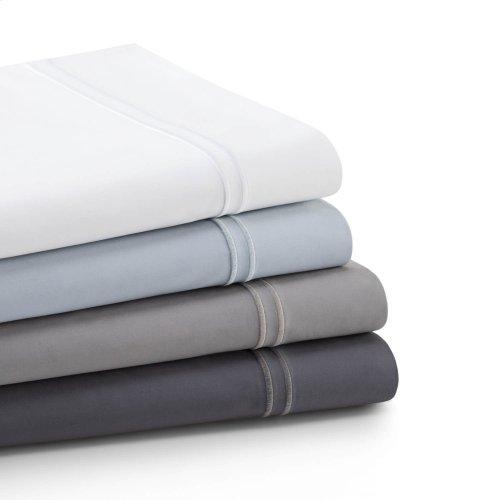Supima® Cotton Sheets Split Cal King Charcoal