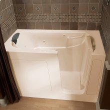 Premium Series 30x60 Combo Massage Walk-in Tub, Right Drain  American Standard - Linen
