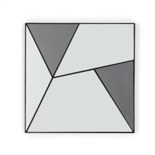 Clyde Mirror-gunmetal