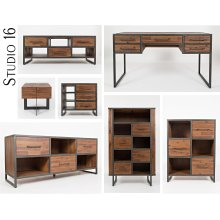 "Studio 16 36"" Large Bookcase"