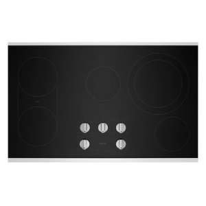 36-Inch Electric Cooktop with Reversible Grill and Griddle Product Image