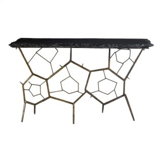 Nate Slate Console Table