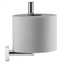 Spare Toilet Paper Holder, Chrome