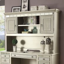 Anne Computer Desk Hutch