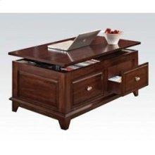 Walnut Coffee Table W/lift Top