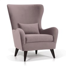 Claiborne Wing-Back Lounge Chair