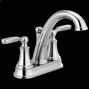 Chrome Bathroom Faucet Product Image