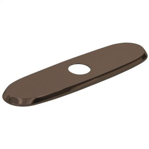 Elkay 3-Hole Escutcheon Plate, Antique Steel (AS) Product Image