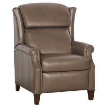 Reclination Harbour Town Manual Push Back Recliner