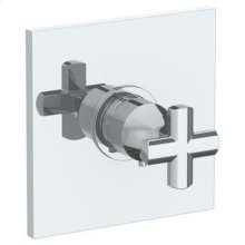 """Wall Mounted Thermostatic Shower Trim, 6 1/4"""""""