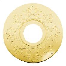 Lifetime Polished Brass R012 Estate Rose