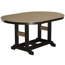 """44"""" x 64"""" Oblong Bar Table"""