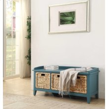 TEAL BENCH