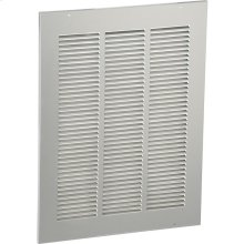 "Elkay Louvered Grill (Stainless Steel) 21"" x 1/2"" x 28"""