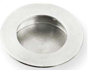 Round Pocket/Cup Pull w/Circular Opening, US32D Product Image