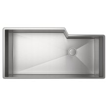 ROHL Single Bowl Stainless Steel Kitchen Sink