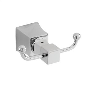 Forever Brass - PVD Double Robe Hook Product Image