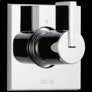 Chrome 3-Setting 2-Port Diverter Trim Product Image