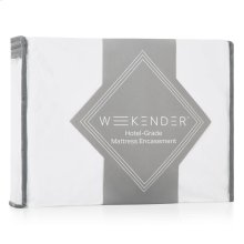 Weekender Hotel-Grade Mattress Encasement, Cal King