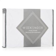 Weekender Hotel-Grade Mattress Encasement, Twin