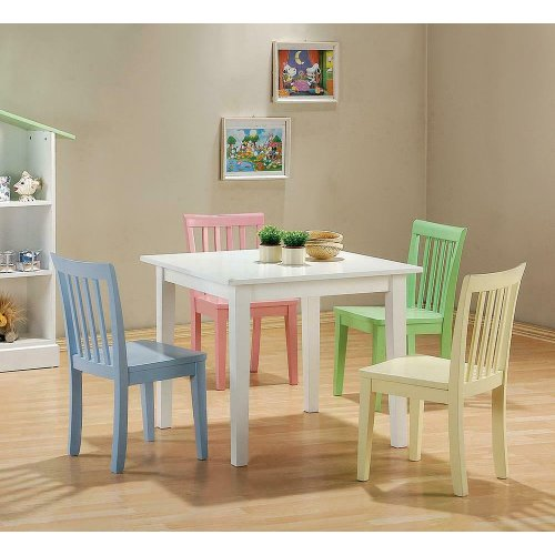 Rory Five-piece Youth Table and Chairs
