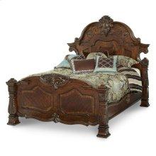 Cal King Mansion Bed
