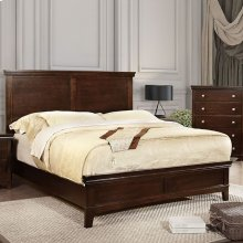 California King-Size Spruce Bed