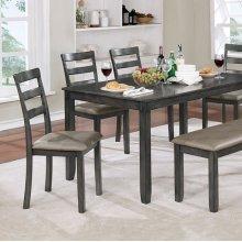 Gloria 6 Pc. Dining Table Set