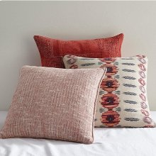 Just Rust Pillow Set