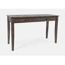 Global Archive Clark Desk - Burnished Chestnut