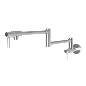 Forever Brass - PVD Pot Filler - Wall Mount Product Image
