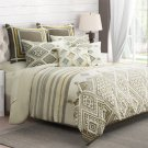 7pc Queen Duvet Set Dove Product Image