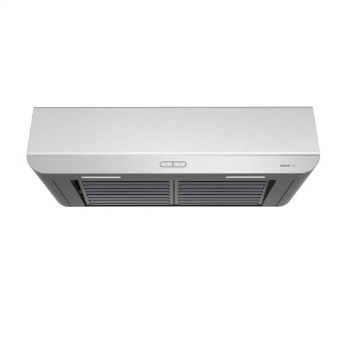 Spire 48-Inch 600 CFM Stainless Steel Range Hood with LED light, ENERGY STAR® certified