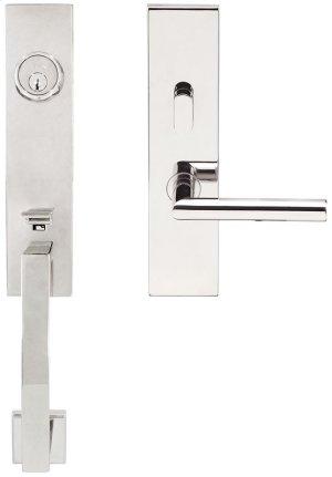 "MH Handleset Tubular Frankfurt Entry 2-3/8"" 32 LH Product Image"