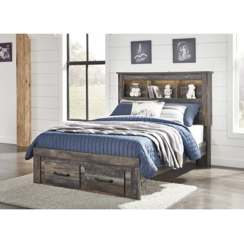 Drystan - Multi 3 Piece Bed Set (Full)