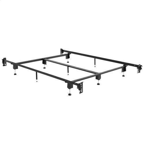 Steelock® Adaptable Hook-In Headboard Footboard Bed Frame Twin Xl