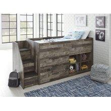 Derekson - Twin Loft Storage Bed
