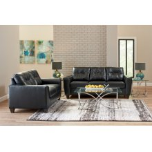 2024-02 Loveseat in Soft Touch Onyx