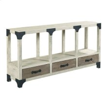 Reclamation Place Console Table